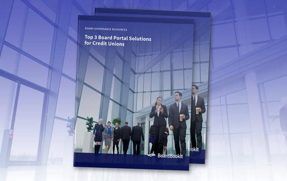 Top 3 Credit Union Board Portal Solutions vcard